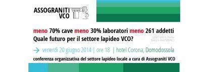 conferenza: Quale futuro per il settore lapideo VCO?